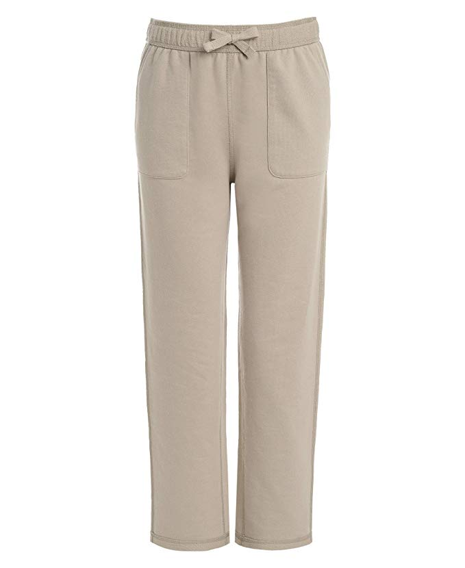 Nautica Boys School Uniform Sensory-Friendly Short Sleeve Polo