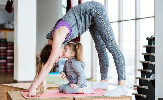 Sensory Yoga Proprioception Vestibular